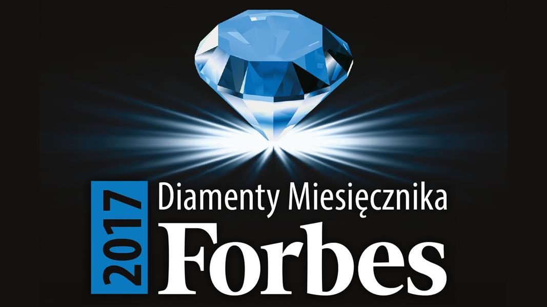 Diamenty miesięcznika Forbes 2010 i 2017